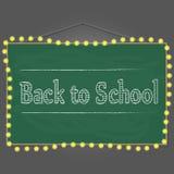 Back to school background, vector illustration. Abstract illustration Eps10. Graphic background Stock Images