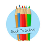 Back To School Banner Stock Image