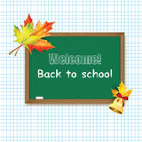 Back to School banner Stock Photography