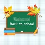 Back to School banner Stock Photos