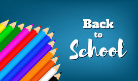 Back to school-04 Stock Image