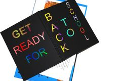 Back to School/ Book Stock Photography