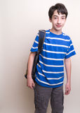 Back to School Boy Student Stock Photos