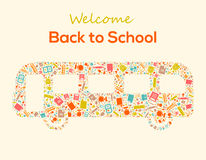 Back to school business concept. Royalty Free Stock Image