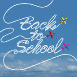 Back to School Celebration Stock Images