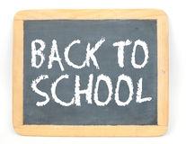 Back to School Chalkboard Stock Photos
