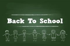 Back To School Children Royalty Free Stock Photos