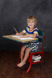Back to School, Classroom Stock Photo