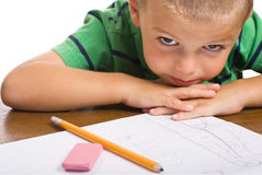 Back to School Close up shot Royalty Free Stock Photo