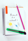 Back to school concept Stock Photos