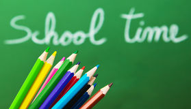 Back to school concept Royalty Free Stock Images