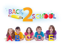 Free Back To School Concept Royalty Free Stock Photography - 26073277