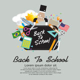 Back To School Concept. Stock Image