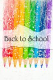 Back to school. Royalty Free Stock Photo