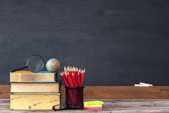 Back to school concept. Education is important for everyone, because it helps to succeed. Back to school concept. Education is important for everyone to succeed stock image