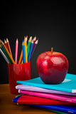 Back to school concept. Royalty Free Stock Photo