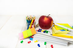Back to school concept Royalty Free Stock Photography