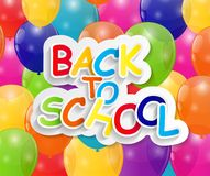 Free Back To School Concept Vector Illustration Royalty Free Stock Photography - 40976247