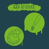Back to school design Stock Photos