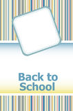 Back to school. Design elements, abstract background, education concept Royalty Free Stock Photos