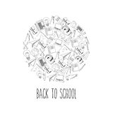 Back to school design Stock Photo