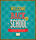 Back to school design. Stock Photography