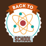Back to school design Royalty Free Stock Photography