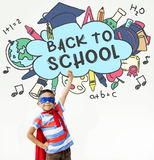 Back To School Education Academiccs Study Concept Royalty Free Stock Image