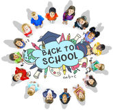Back To School Education Academiccs Study Concept Stock Image