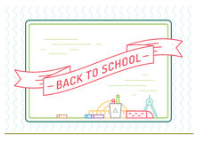 Back to school. Education, books, university and Royalty Free Stock Images