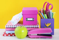Back to School or Education Concept Stock Photography