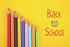 Back to School or Education Concept Stock Image