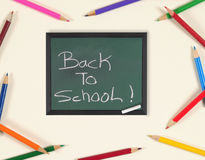 Back to school. Educational concept Stock Images