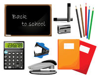 Back to school,  elements Stock Photos