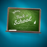 Back to school. EPS 10 Stock Photo