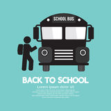 Back To School Graphic Symbol Royalty Free Stock Photos