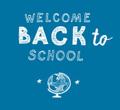 Back to school greetings Stock Photos
