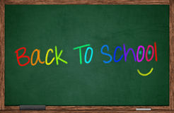 Back To School Happy Stock Photos