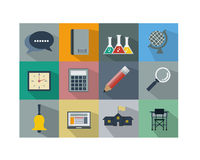 Back to School Icon Stock Images