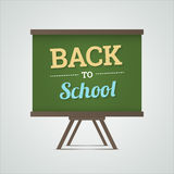 Back to school illustration. Royalty Free Stock Images