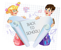 Back to school 3 Stock Images
