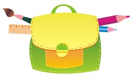 Back to school image concept. Royalty Free Stock Photography