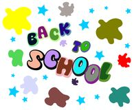 Back to school. Image representing the concept of come back to school Stock Photo