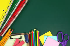 Free Back To School Items With Copy Space Stock Photos - 32220083