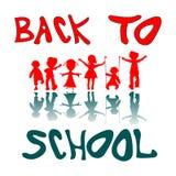 Back to school kids 2 Stock Photos