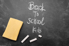 Back to school kids Stock Image
