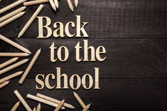 Back to the school Stock Images