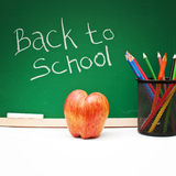 Back to School note Stock Photos