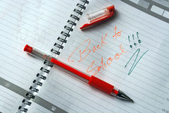 Back to school 13 Royalty Free Stock Photo