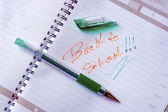 Back to school 17 Royalty Free Stock Photo
